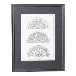 Antique Framed Art I