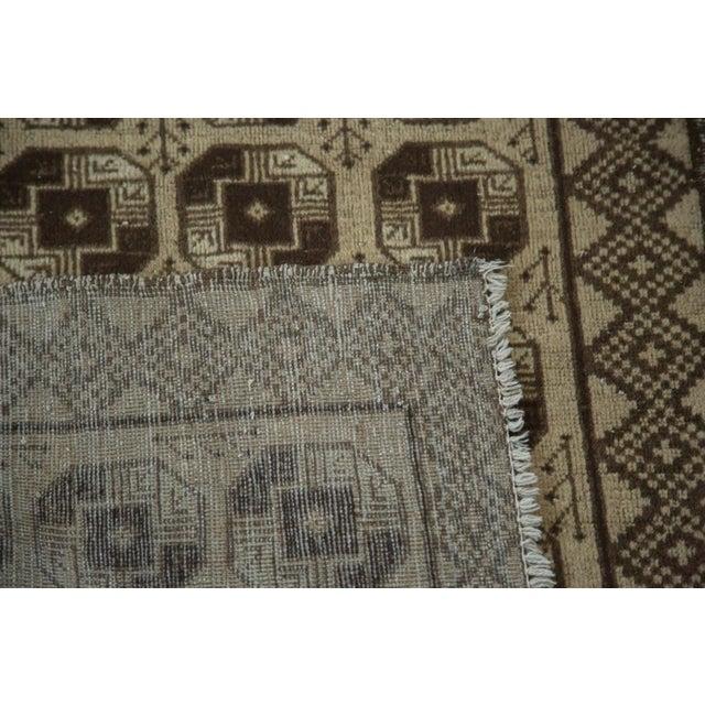 """Vintage Konya Rug Runner - 2'8"""" X 4'8"""" For Sale - Image 5 of 6"""