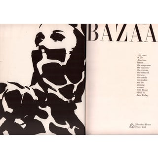 "1967 ""Harper's Bazaar: 100 Years of the American Female"" Coffee Table Book Preview"