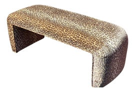 Image of Newly Made Velvet Benches