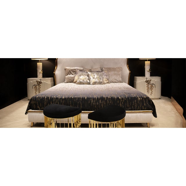 Forbidden II Bed From Covet Paris For Sale - Image 11 of 13
