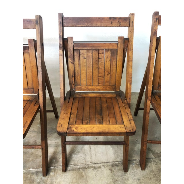 Superb Vintage Wooden Folding Chair Caraccident5 Cool Chair Designs And Ideas Caraccident5Info