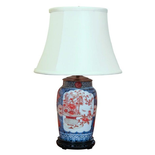 Chinese Export Lamp For Sale - Image 10 of 10