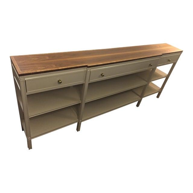 Stanley Furniture Charleston Regency Carolina Sofa Table - Image 1 of 8