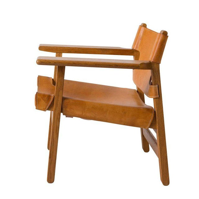 "Børge Mogensen ""Spanish"" Chair - Image 3 of 10"