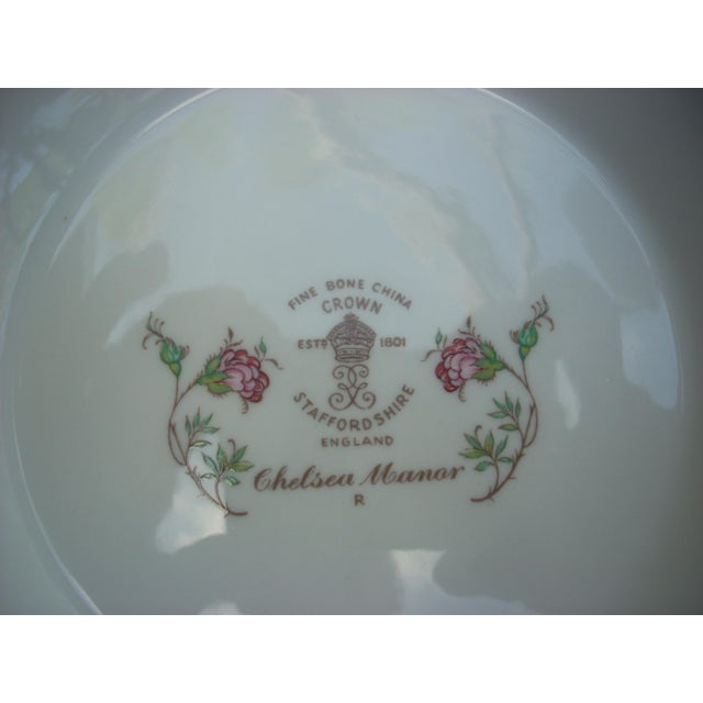 Vintage Staffordshire Crown Cachepot - Image 3 of 4