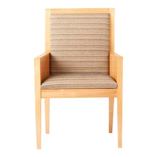 Swedo Solid Maple Dining Chair For Sale