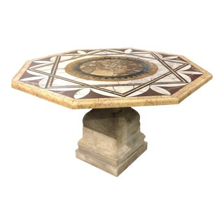 Antique Italian Center Table For Sale