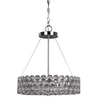 """Canarm Alice 17"""" Crystal Chandelier For Sale"""