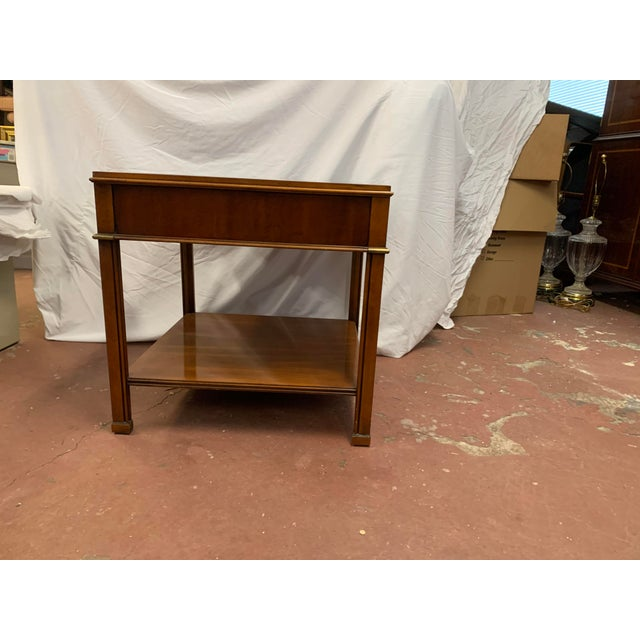 Georgian Gordon's Mahogany Side Tables - a Pair For Sale - Image 6 of 8
