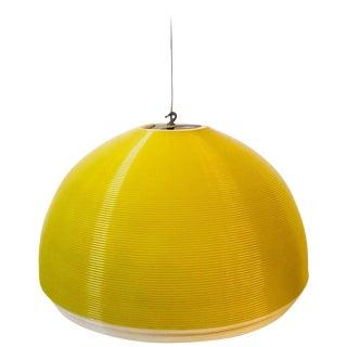 1950s Heifetz Rotoflex Large Pendant Light
