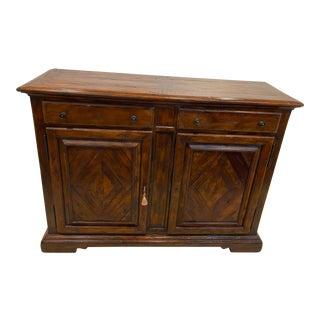 Vintage Theodore Alexander 'Castle Bromwich' Cabinet For Sale