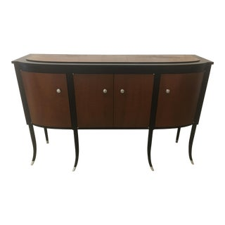 Art Deco Bacall Maple Lacquer Buffet