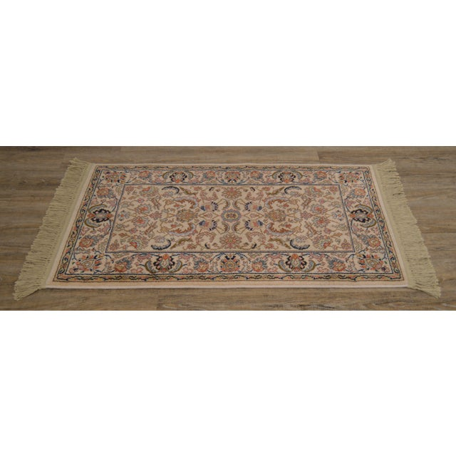 "High Quality Karastan Throw Rug from ""The Original Karastan Collection"""