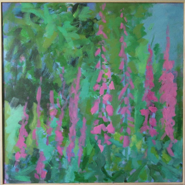 Foxglove by Anne Carrozza Remick For Sale In Providence - Image 6 of 6