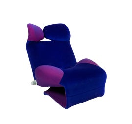 Image of Textile Side Chairs