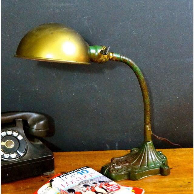 Vintage Industrial Desk Lamp - Image 7 of 7