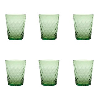 Balloton Tumbler in Apple Green - Set of 6