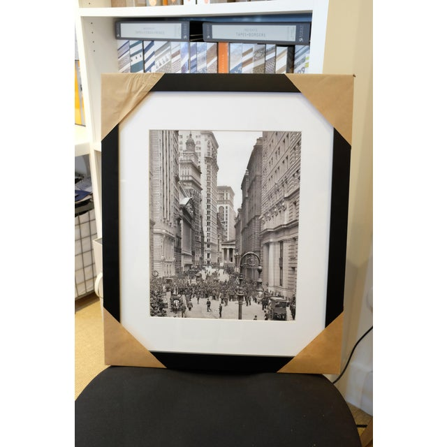 Cityscape & Architecture Framed Black & White Photograph For Sale In New York - Image 6 of 6
