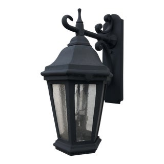 Wrought Iron Outdoor Sconces For Sale
