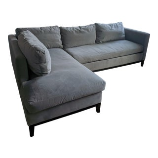 West Elm Blake Chaise Sofa
