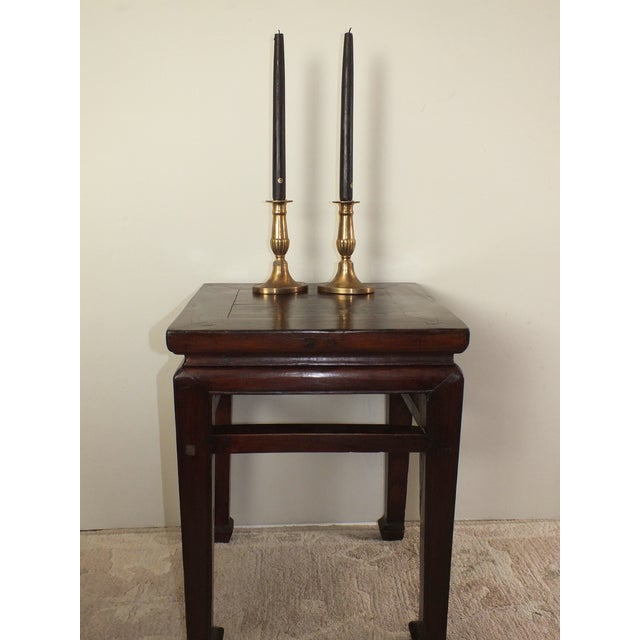 Chinese Ming Style Zitan Wood Table - Image 6 of 11