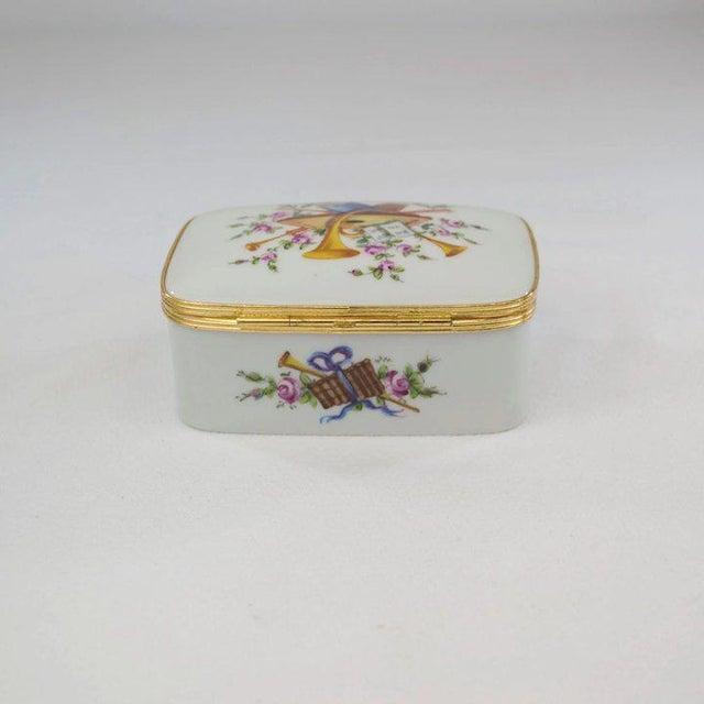Atelier LeTallec Porcelain Box For Sale In Denver - Image 6 of 10