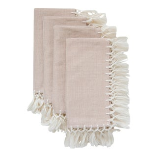 Blush Sencillo Napkins - Set of 4