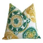 Sunbrella Suzani Outdoor Pillow Cover 20x20