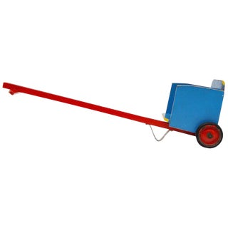 Ado Toy Kart Small by Ko Verzuu, 1950