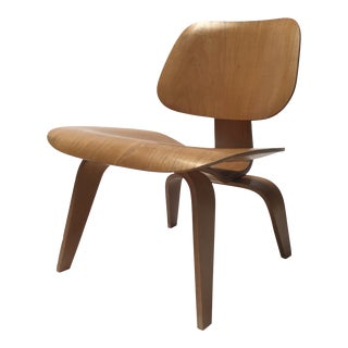 Early Production Eames Lcw for Herman Miller