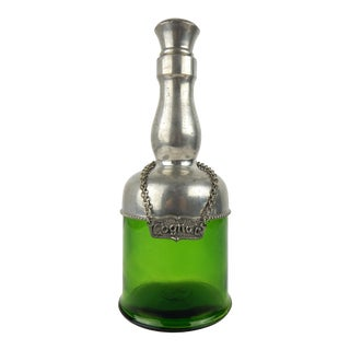 French Cognac Decanter For Sale
