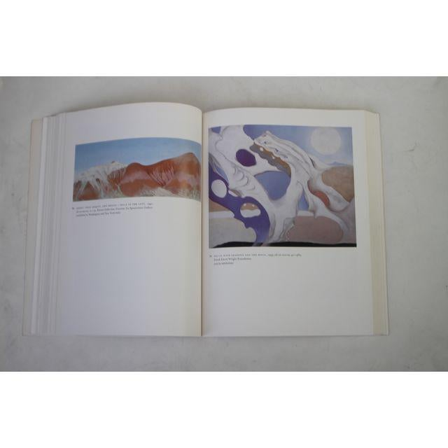 Georgia O'Keeffe Art and Letters Coffee Table Book For Sale - Image 7 of 7
