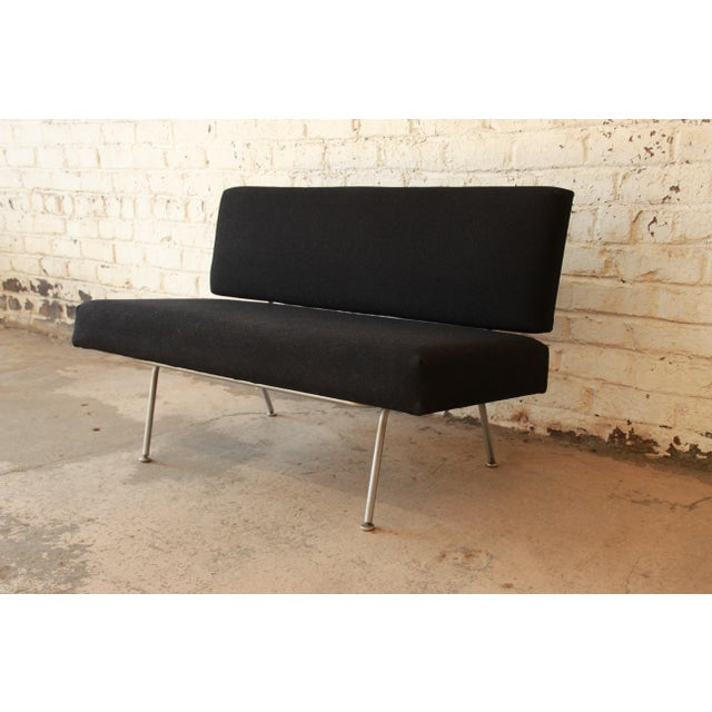 1950s Vintage Florence Knoll Settee - Image 2 of 9