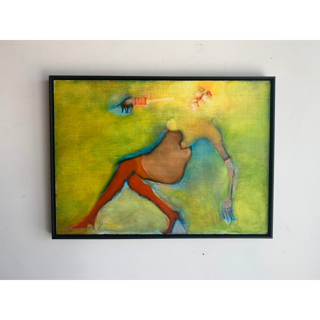 Paint Martin Summers Oil Painting For Sale - Image 7 of 7