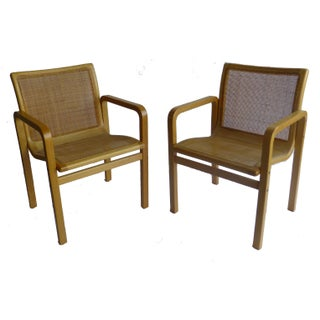Mid-Century Italian Design Chair - A Pair