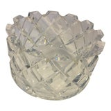 Image of Orrefors Crystal Bowl For Sale