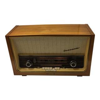 1950s Vintage Telefunken Concertina 9u HiFi System For Sale