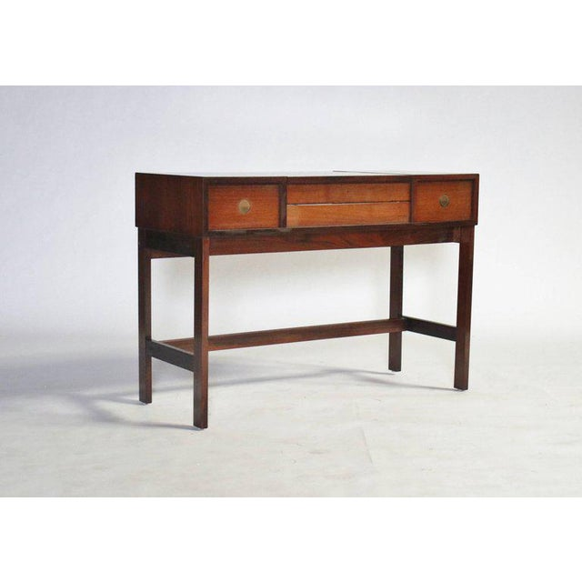 1960s Drylund Rosewood Vanity For Sale - Image 5 of 11