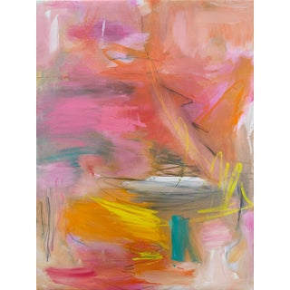"""""""Cape Leveque"""" by Trixie Pitts Abstract Expressionist Oil Painting For Sale"""