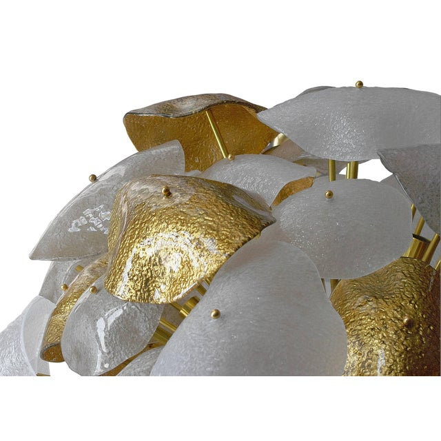 Not Yet Made - Made To Order Nube Chandelier by Fabio Ltd For Sale - Image 5 of 8