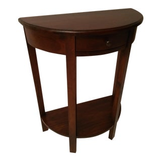 Demi-Lune Side Table