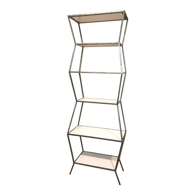 Mid-Century Modern Etagere Shelf For Sale