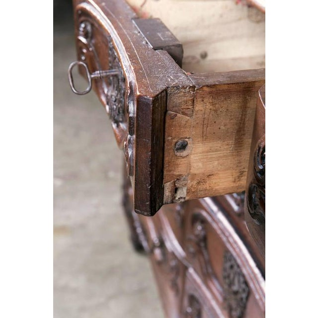 Metal 18th Century French Louis XV Commode For Sale - Image 7 of 10