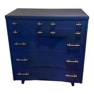 Drexel Mid-Century Highboy Dresser