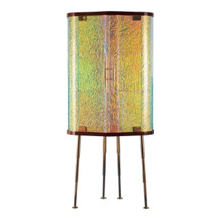 Crazy Dry Bar by Artist Troy Smith - Contemporary Design - Artist Proof - Custom Furniture - Limited Edition For Sale
