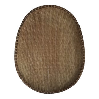 Winnowing Basket For Sale
