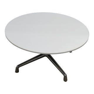 Contemporary Steelcase Sw_1 Occasional Table For Sale