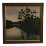 Image of Unique Landscape Painting by Tom Lindsell For Sale