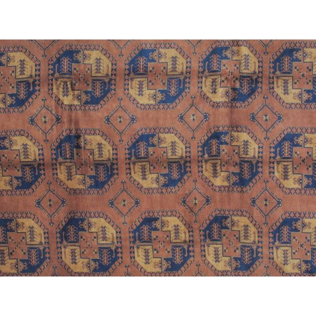 "Leon Banilivi Elephant Foot Carpet - 8'2"" X 11' - Image 4 of 5"